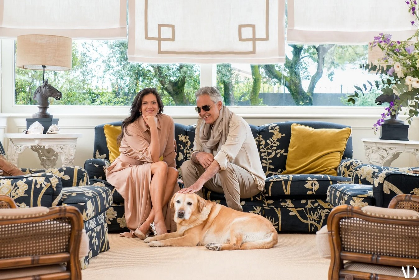 An inside look at all the houses owned by Andrea Bocelli Sheet6