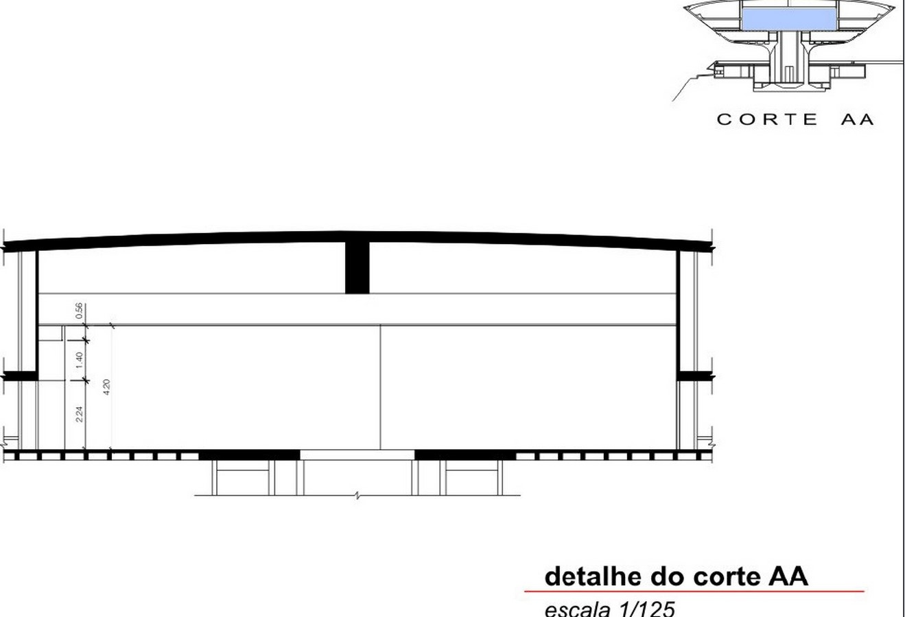 Niterói Contemporary Art Museum by Oscar Niemeyer: Iconic Saucer-Shaped Structure Sheet11