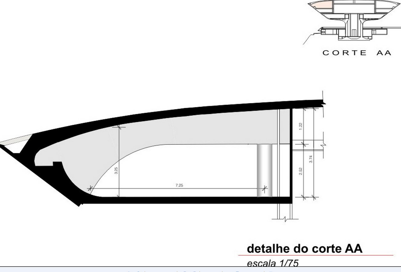 Niterói Contemporary Art Museum by Oscar Niemeyer: Iconic Saucer-Shaped Structure Sheet15