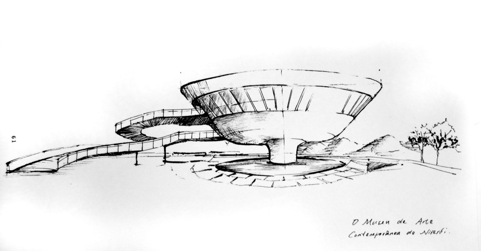 Niterói Contemporary Art Museum by Oscar Niemeyer: Iconic Saucer-Shaped Structure Sheet5