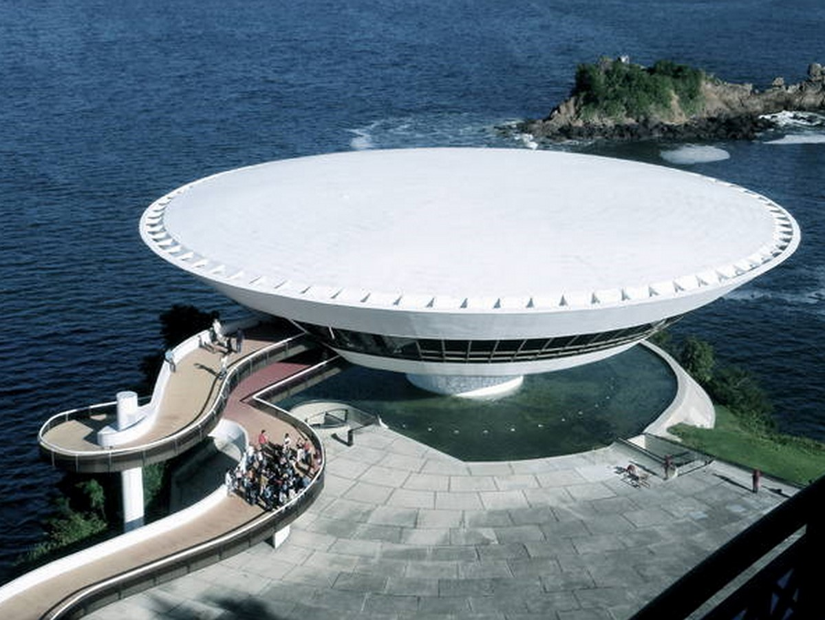 Niterói Contemporary Art Museum by Oscar Niemeyer: Iconic Saucer-Shaped Structure Sheet7