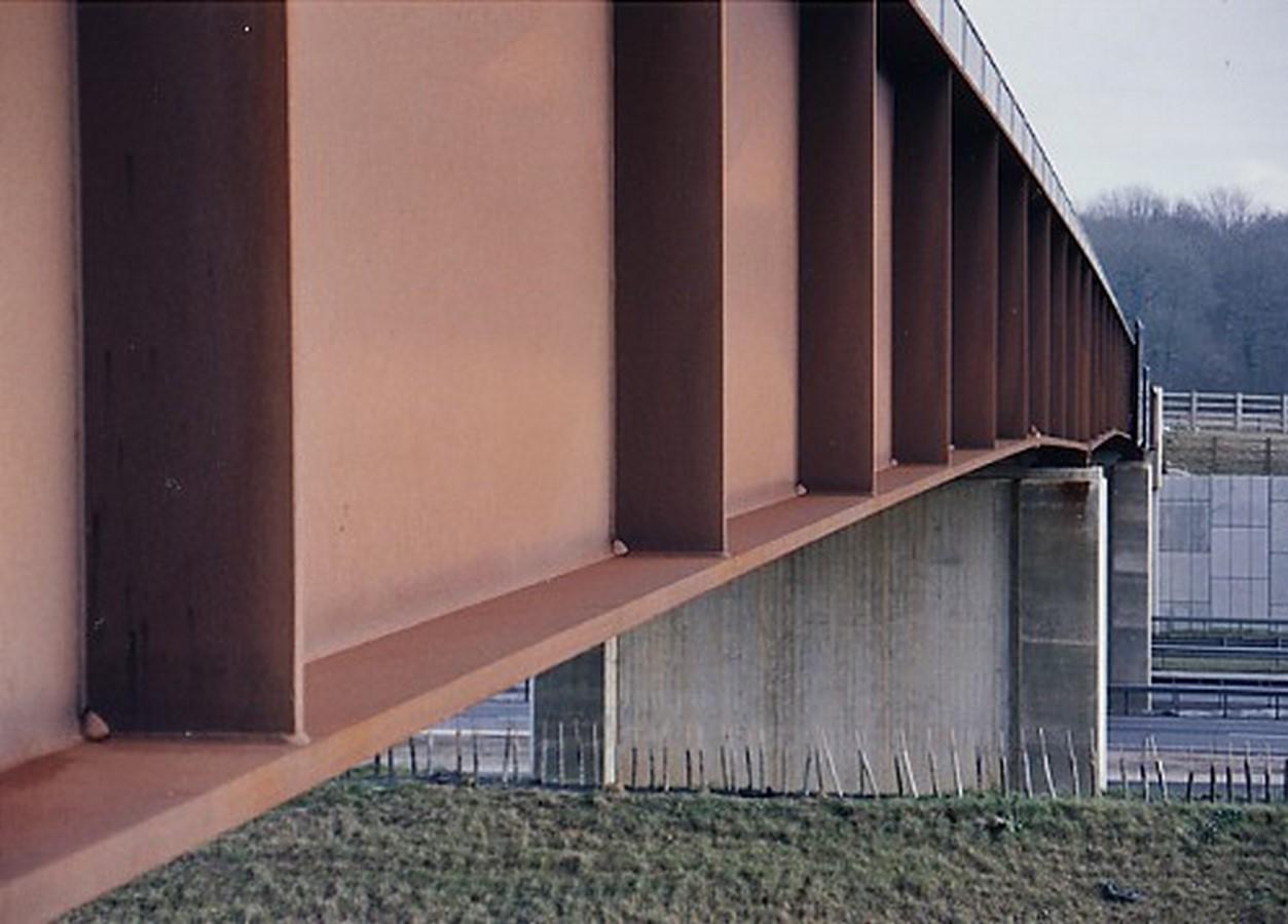 Alternative Materials: Weathering steel Sheet2