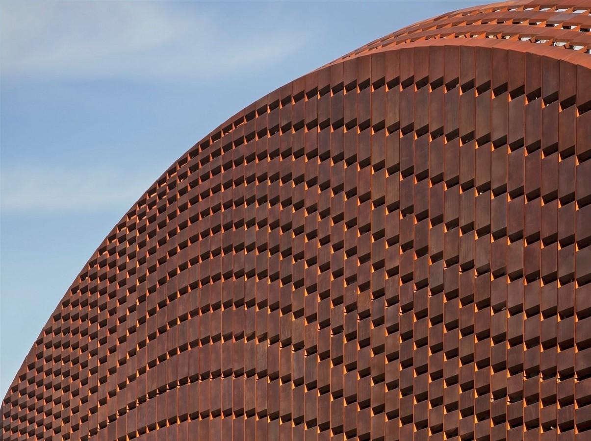 Alternative Materials: Weathering steel Sheet9