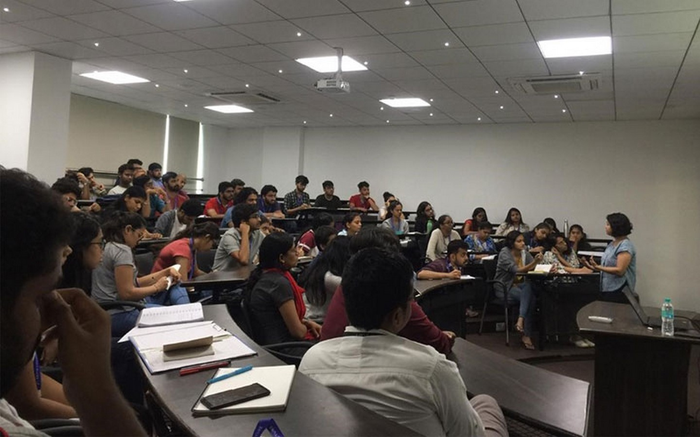 Campus life at Aditya College of Architecture Sheet4