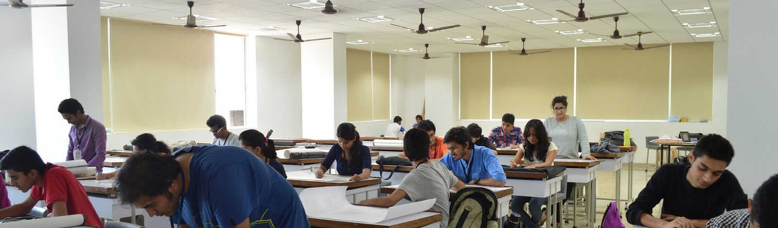 Campus life at Aditya College of Architecture Sheet5
