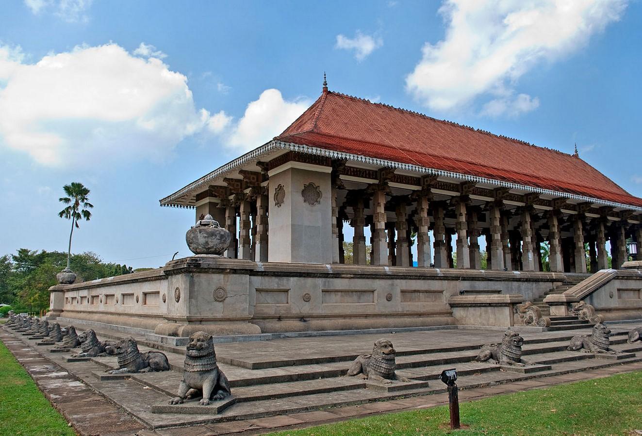 10 Reasons why architects must visit Sri Lanka - Sheet22