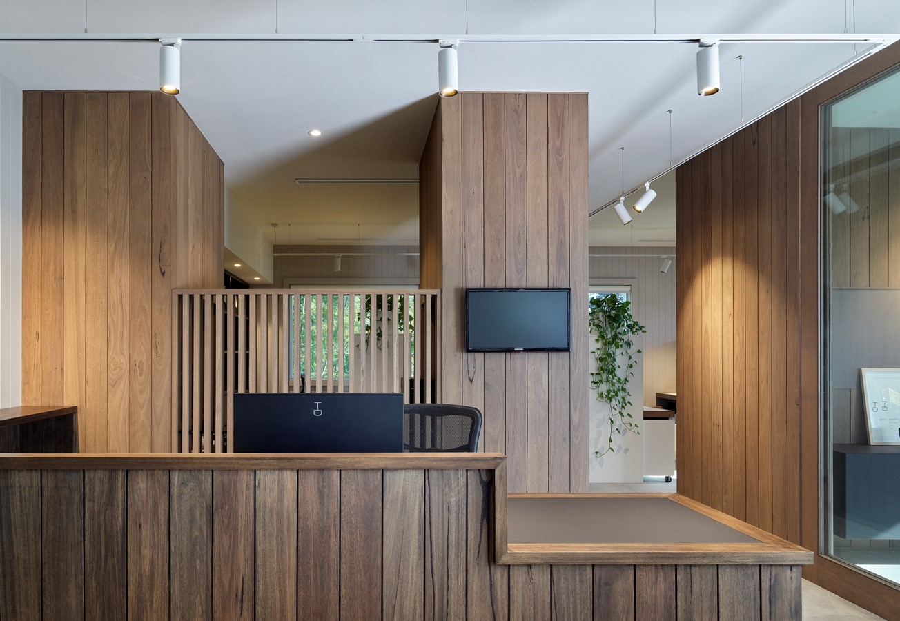 TDA Office Fitout by Tim Ditchfield Architects - Sheet2