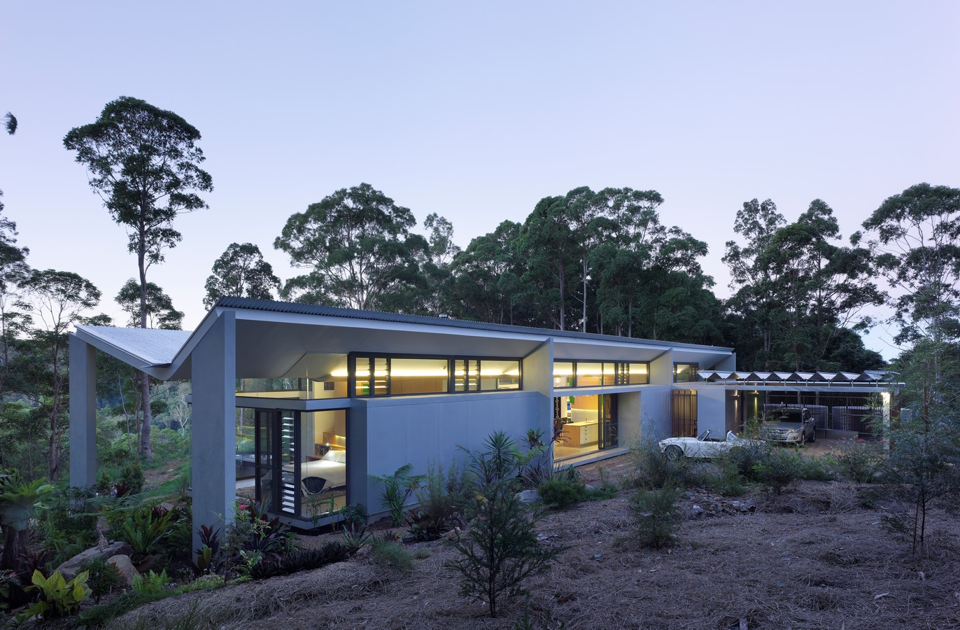 Valley House by Sparks Architects - Sheet1