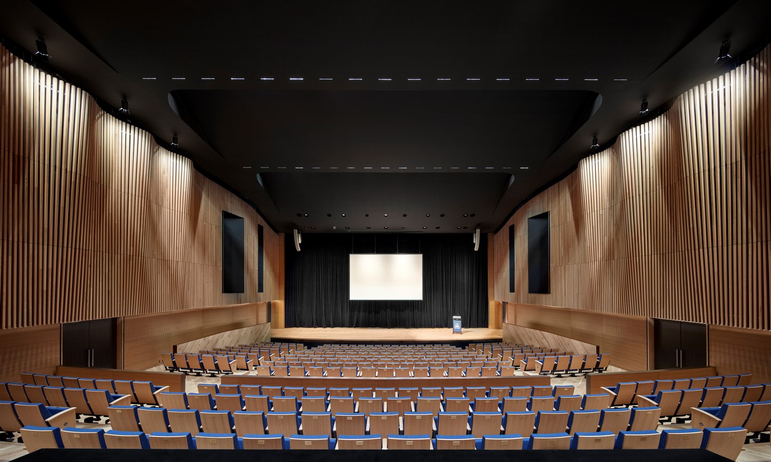 PLC Performing Arts Centre by Cox Architecture - Sheet1