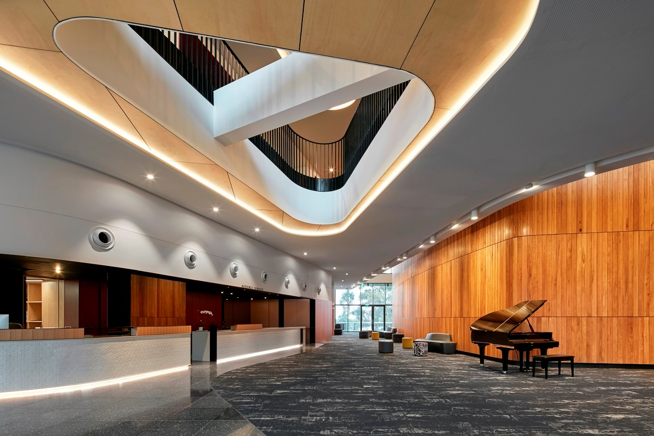 PLC Performing Arts Centre by Cox Architecture - Sheet2