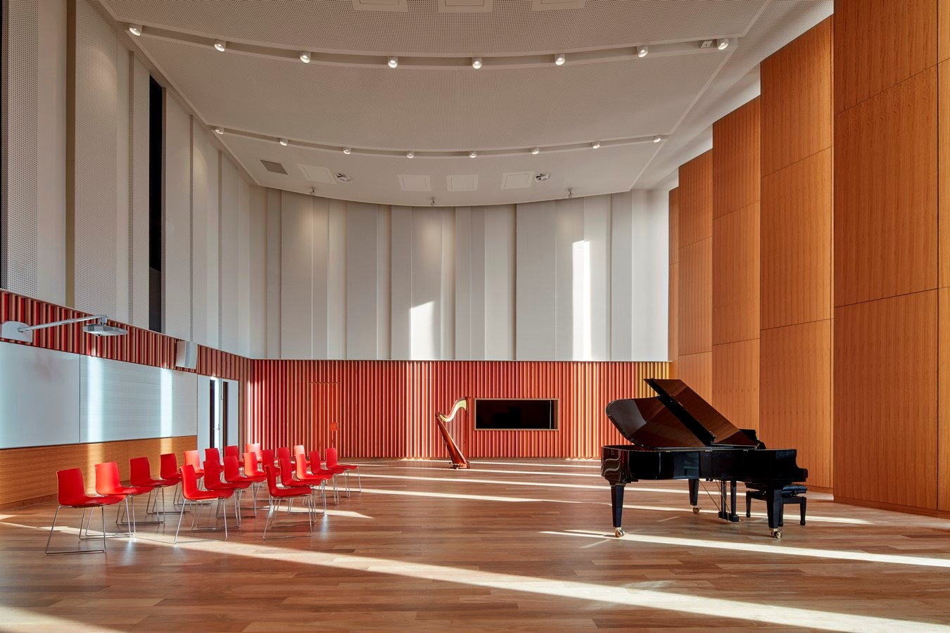 PLC Performing Arts Centre by Cox Architecture - Sheet3
