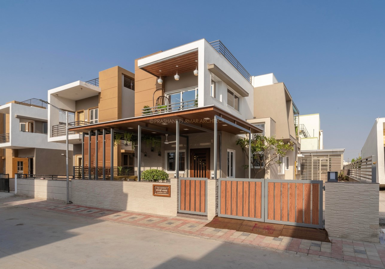 5144 Bungalow at Vijapur by Shayona Consultant : Sheet 3