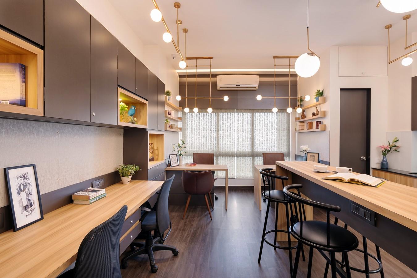 5147 Shibui Office byThe Design Chapel: Sheet 1