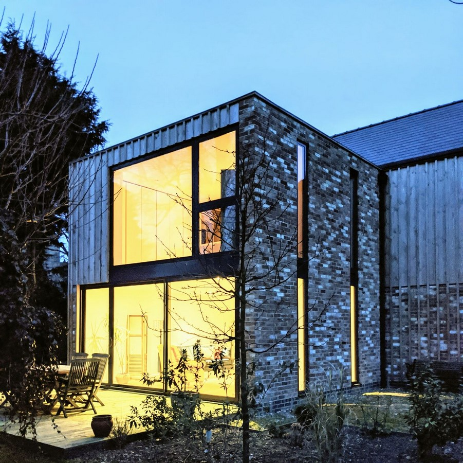 5149 Orchard House by Campion Design: Sheet 1
