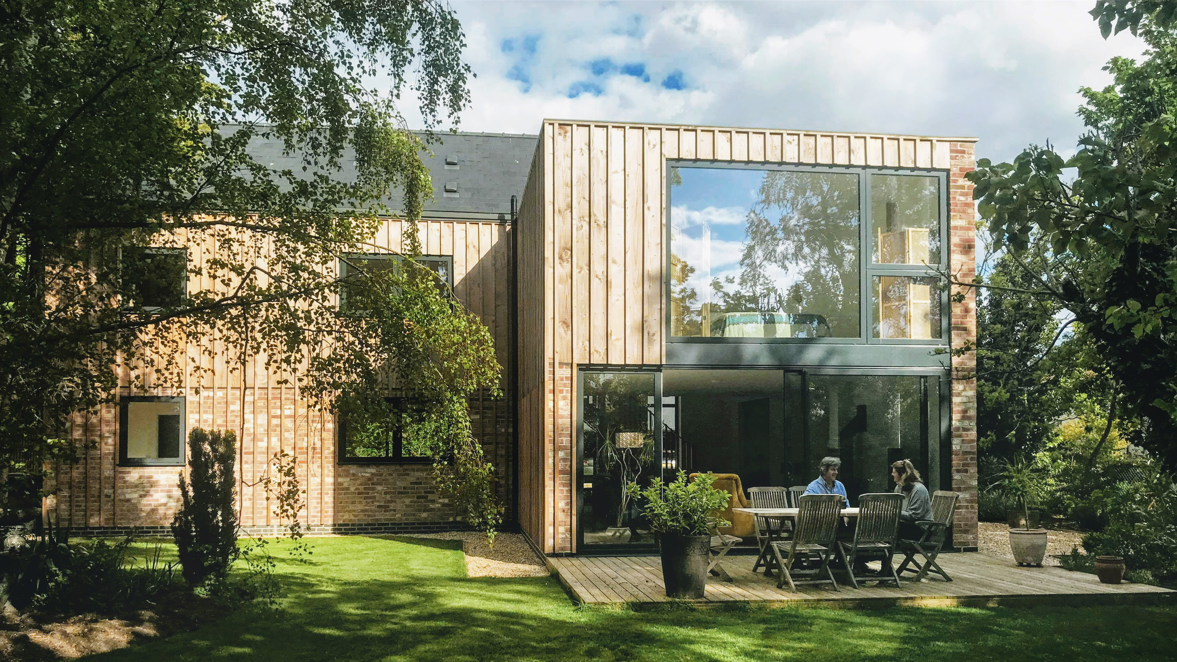 Orchard House by Campion Design
