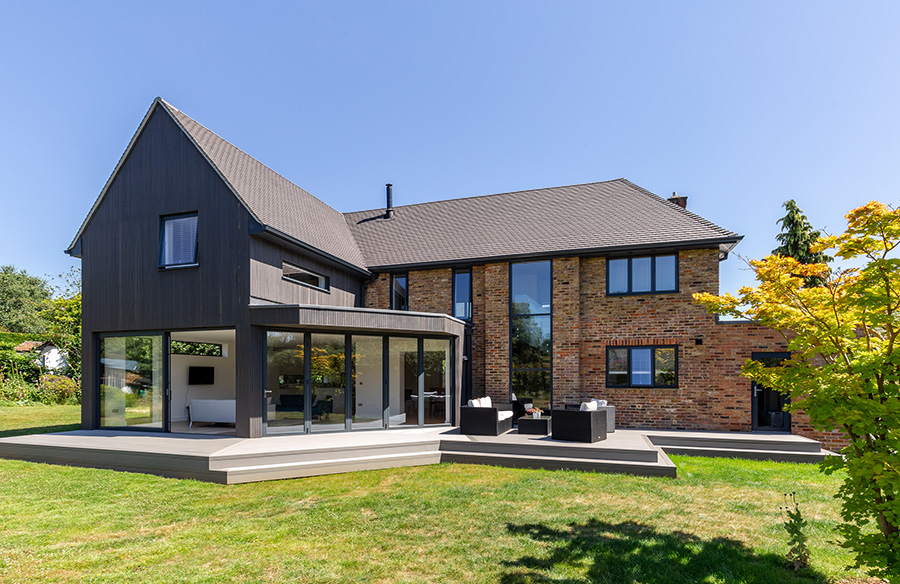 Stoke Close, Surrey by Life Size Architecture