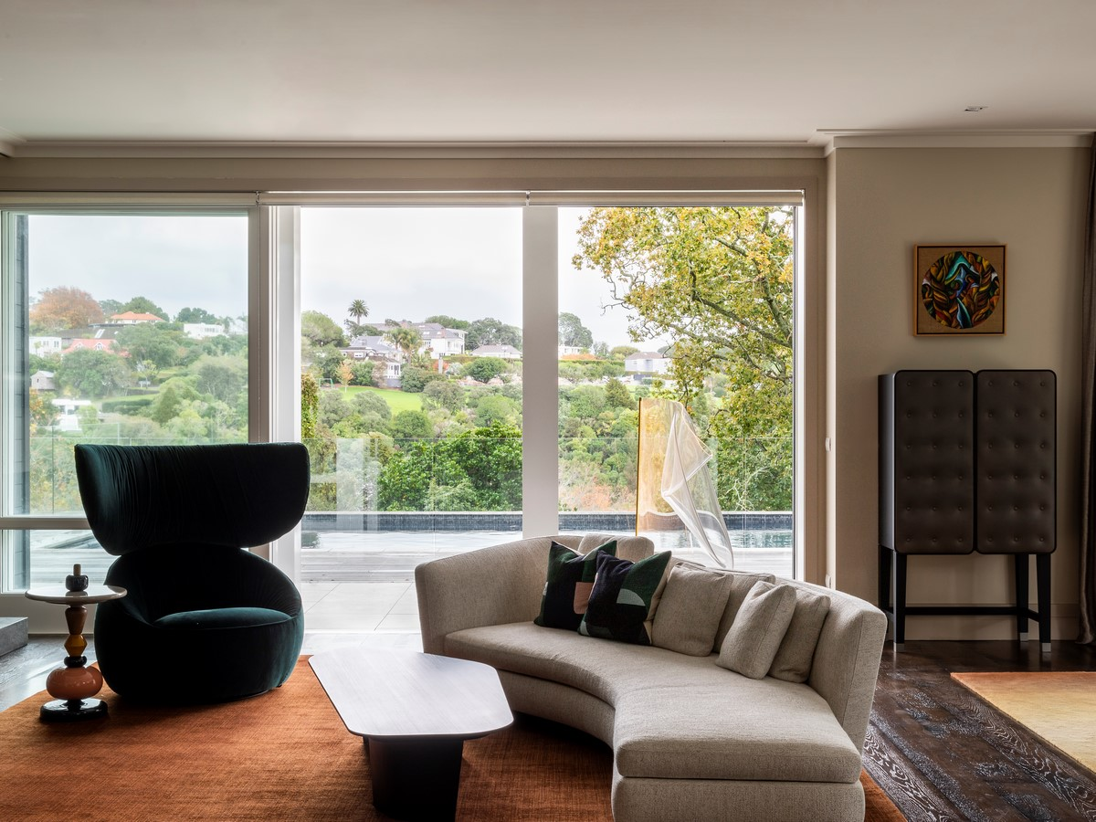 5154 Remuera Residence by Space Studio: Sheet 1