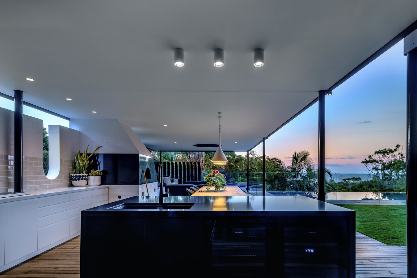 5155 LA Cool by Carter Williamson Architects: Sheet 1