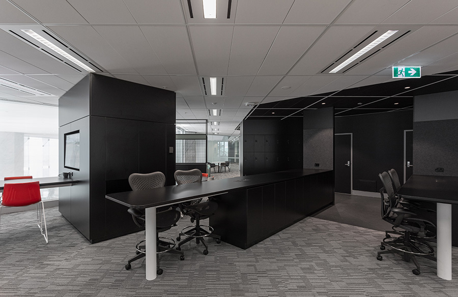 Arup Office Perth by Hames Sharley