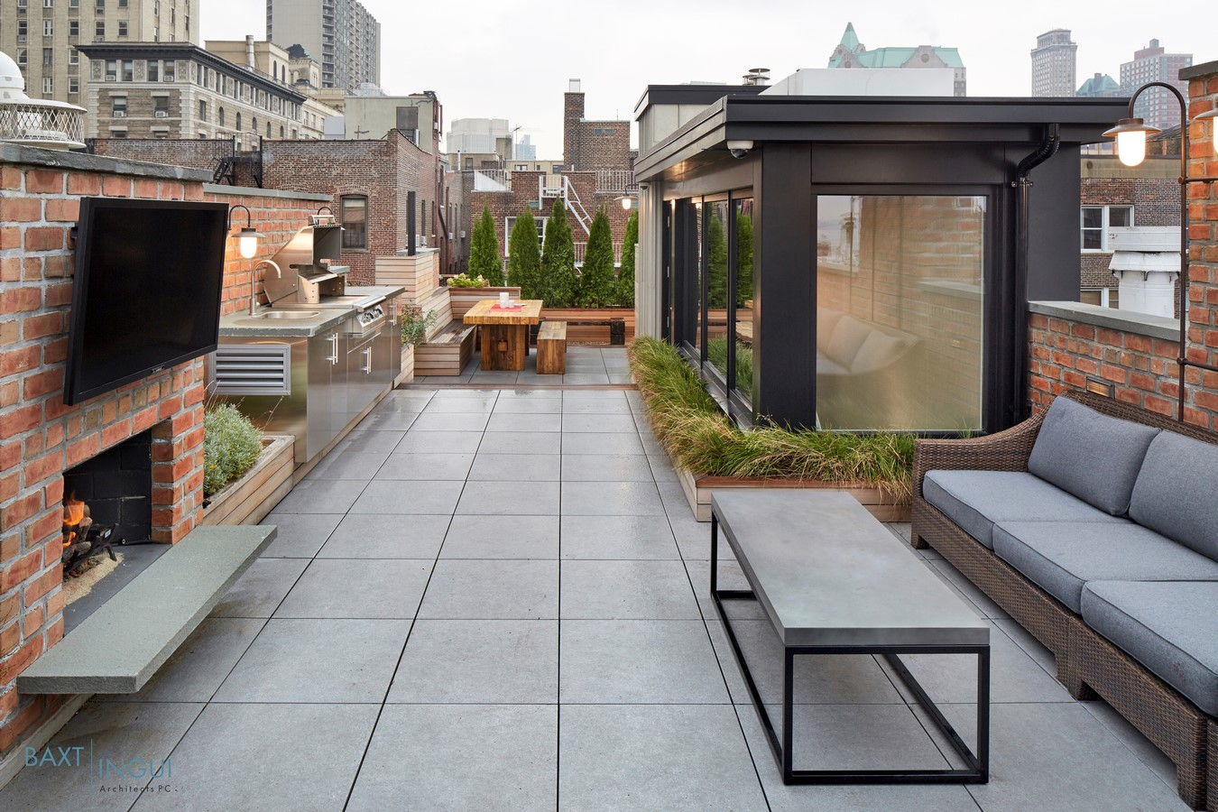 5166 Brooklyn Heights Passive Townhouse by Baxt Ingui: Sheet 2