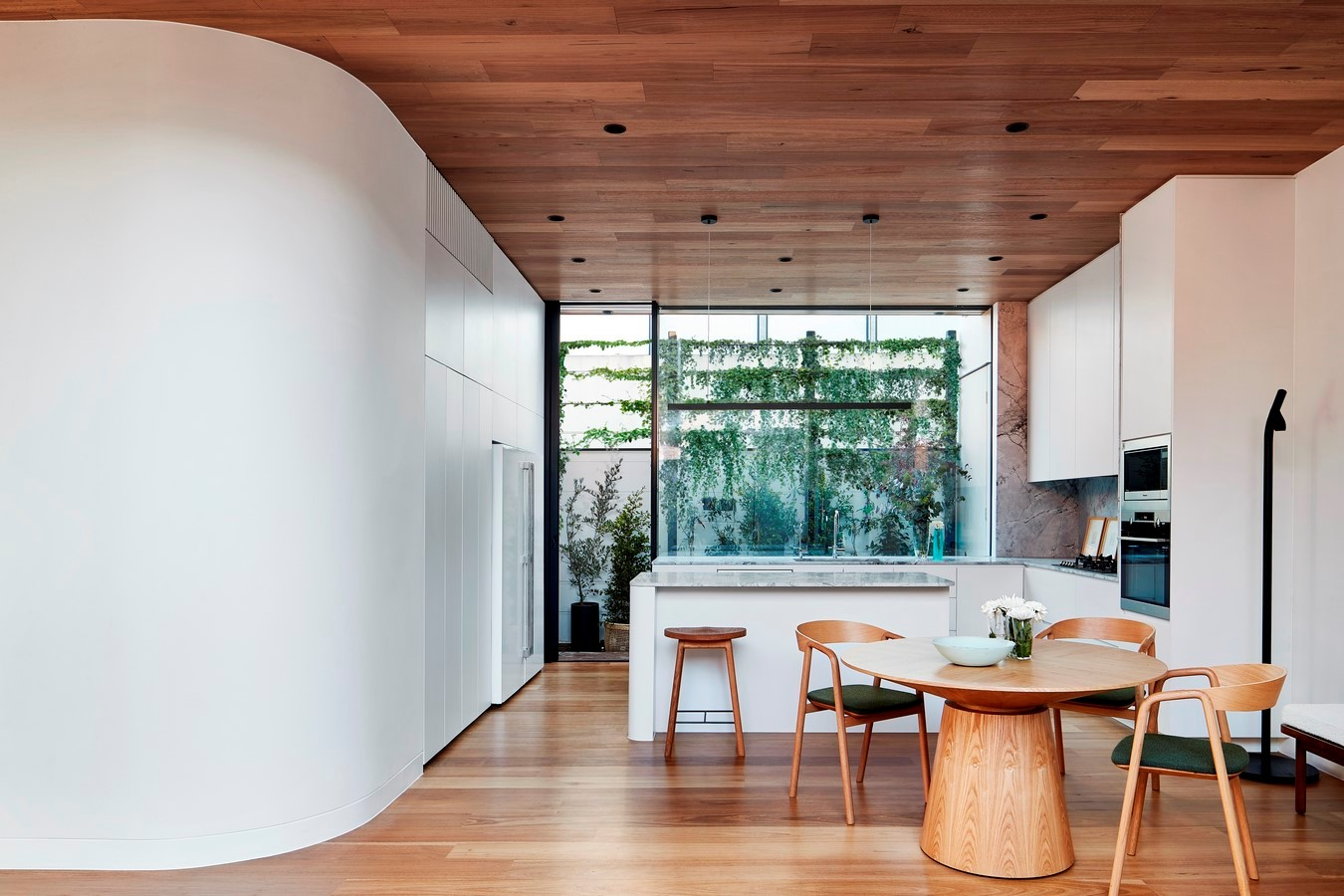 Envelop House is an innovative exploration of single level contemporary inner bayside living.: Sheet 2