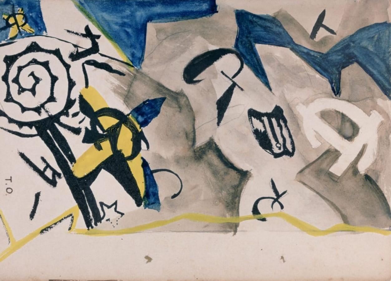 Tarō Okamoto- 10 Iconic Artworks - Sheet4