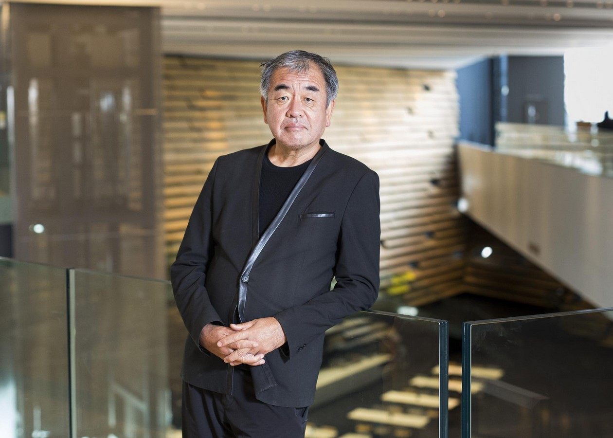 9 Japanese Architects You Should Know - Sheet23