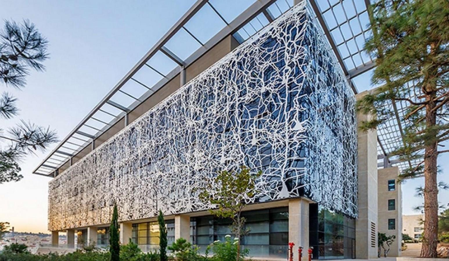 Safra Center for Brain Sciences in Jerusalem completed Foster + Partners - Sheet4