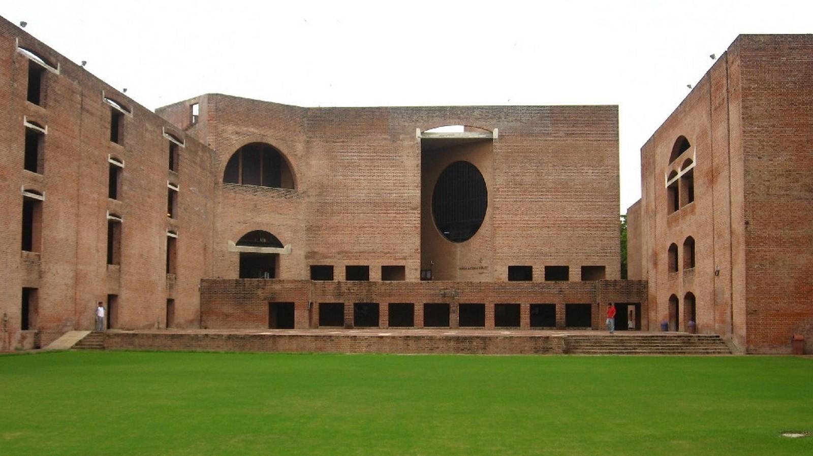 Restoration of Vikram Sarabhai Library at IIM Ahmedabad by Somaya and Kalappa Consultants Pvt. Ltd.: Finest Restoration - Sheet1