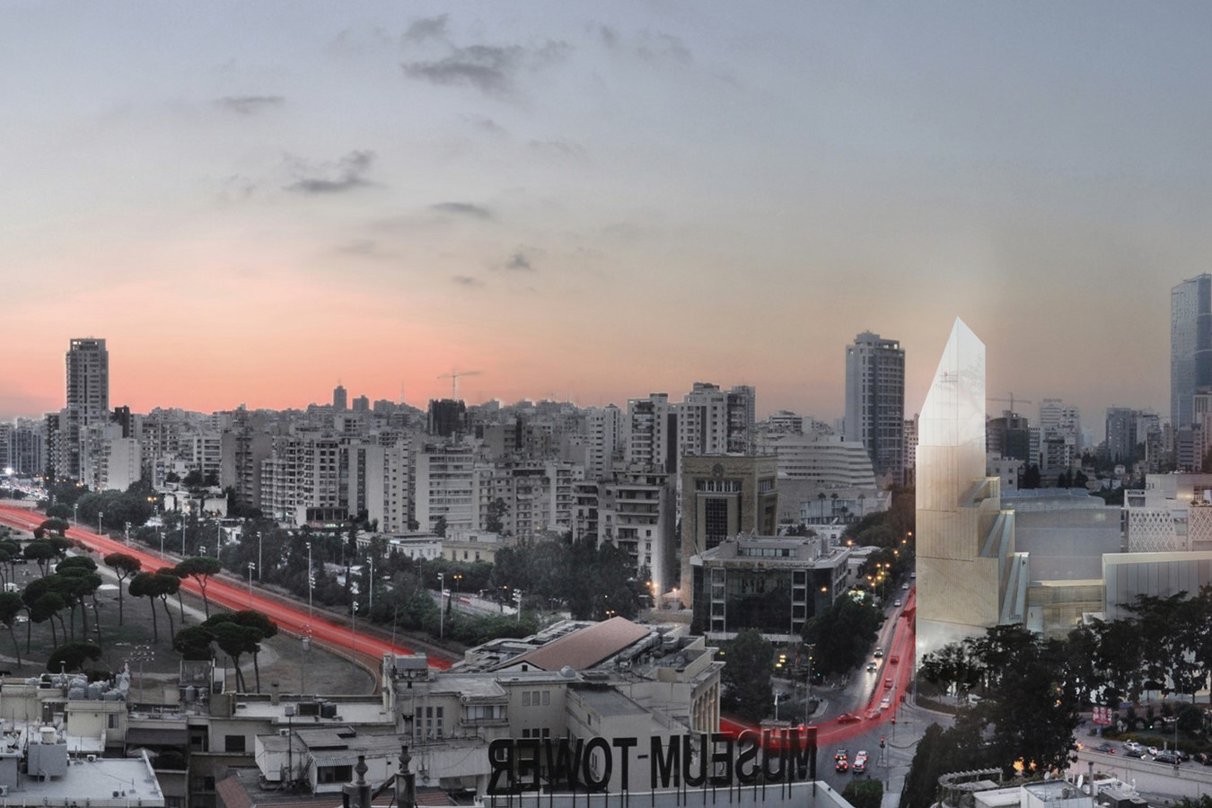 BeMA: Beirut Museum of Art by Lina Ghotmeh: The Urban Theatre - Sheet1