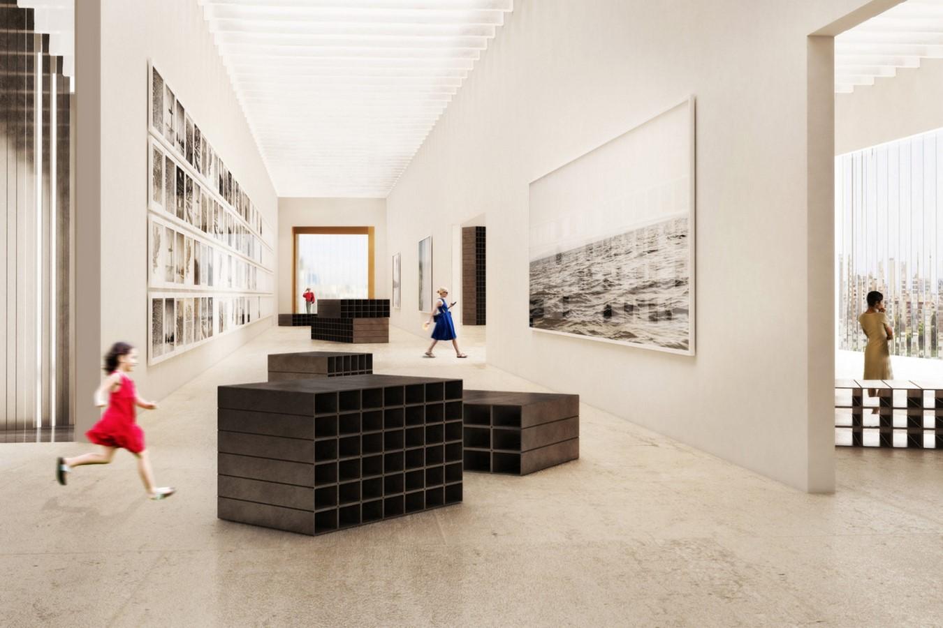 BeMA: Beirut Museum of Art by Lina Ghotmeh: The Urban Theatre - Sheet11