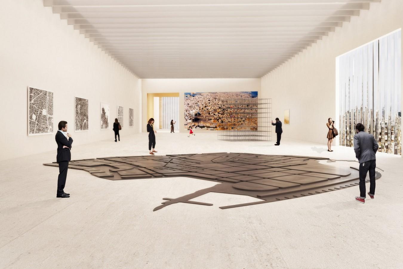 BeMA: Beirut Museum of Art by Lina Ghotmeh: The Urban Theatre - Sheet12