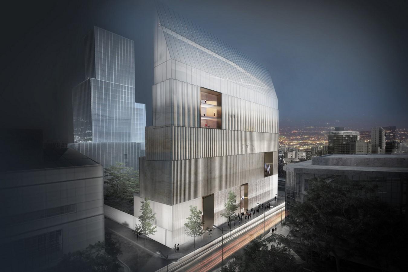 BeMA: Beirut Museum of Art by Lina Ghotmeh: The Urban Theatre - Sheet8