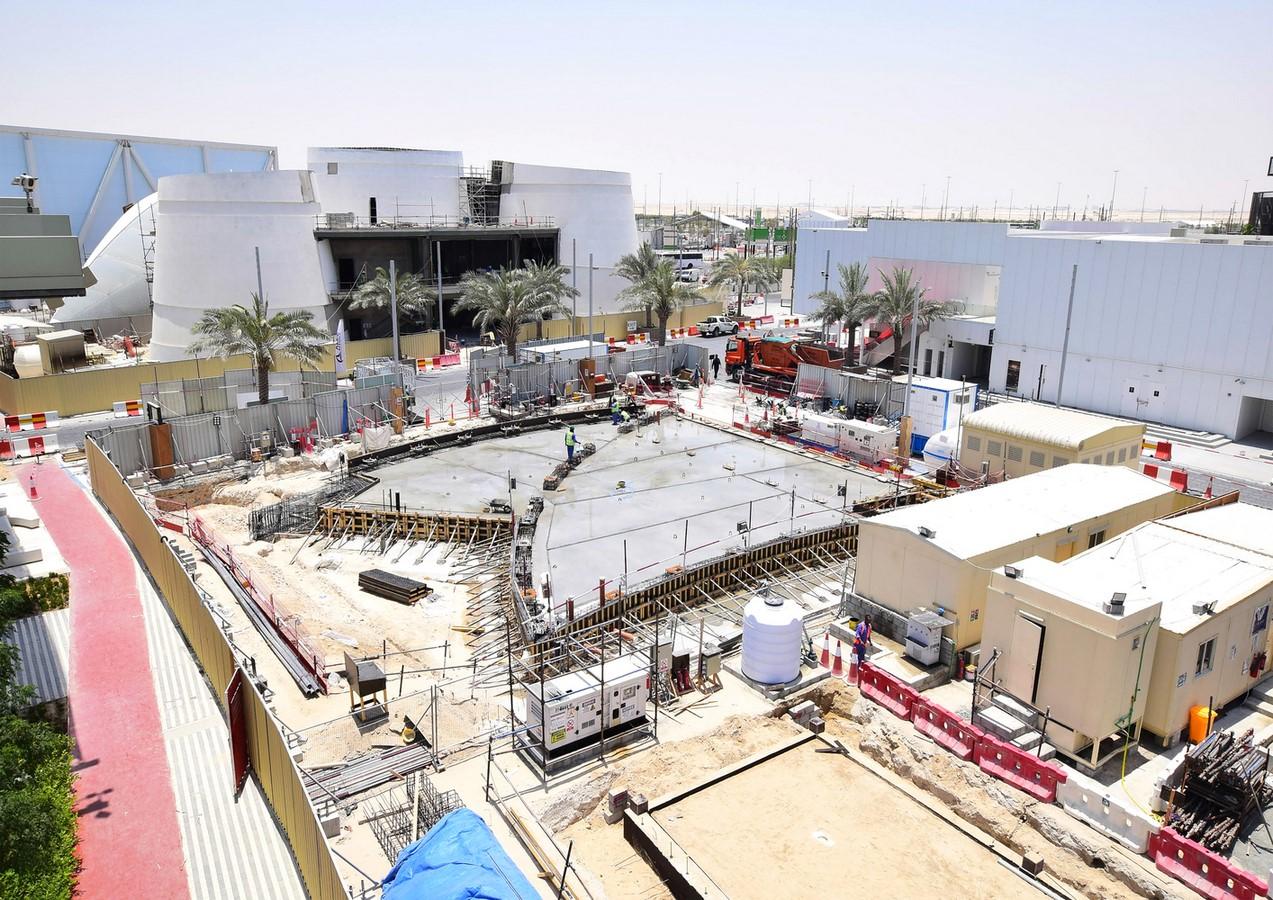 The Qatar Pavilion for the Expo 2020 Dubai design revealed by Santiago Calatrava - Sheet3
