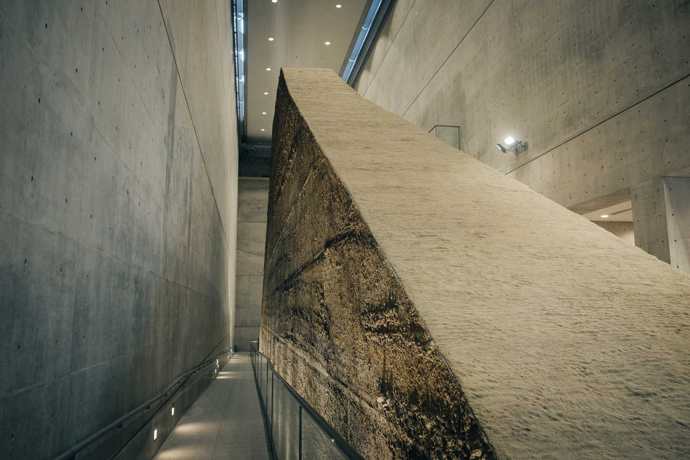 Osaka Prefectural Sayamaike Museum by Tadao Ando: Water and Architecture - Sheet1