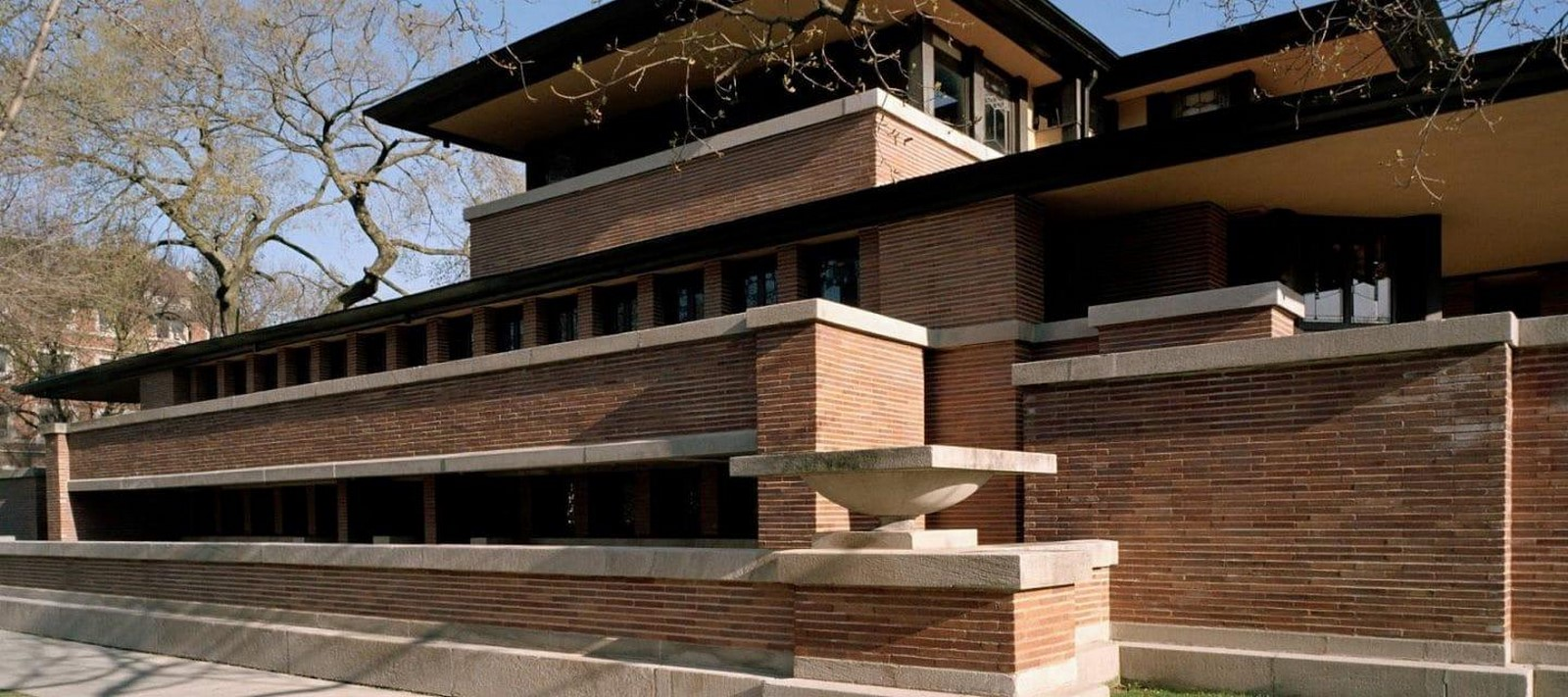 Frederick C. Robie House by Frank Lloyd Wright: Prairie style of architecture - Sheet2