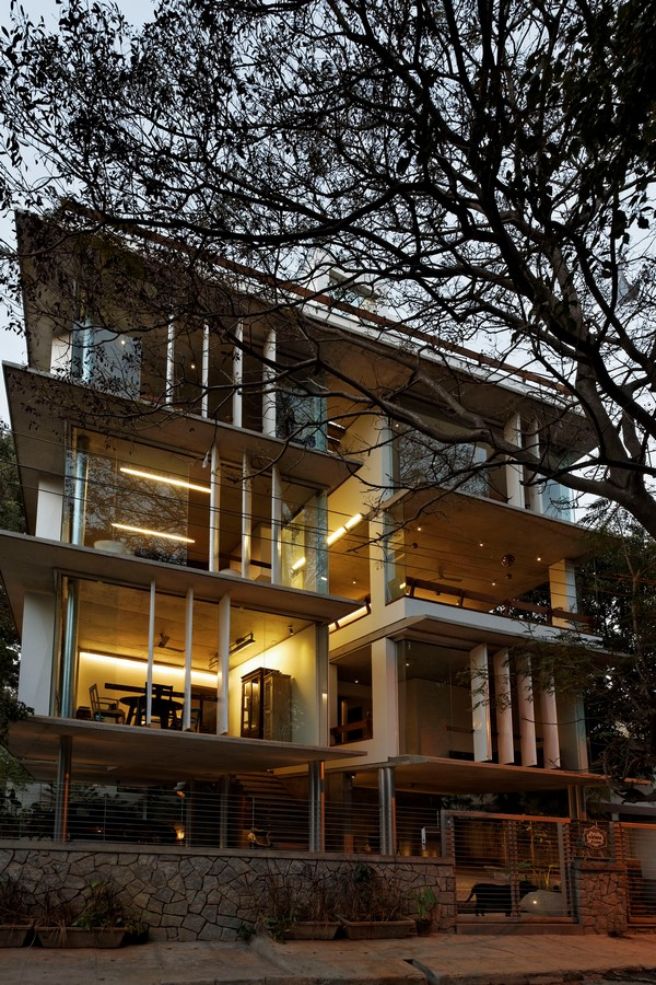 Nirvana Film Studio by Shimul Javeri Kadri: Connecting Cinema and Architecture - Sheet1