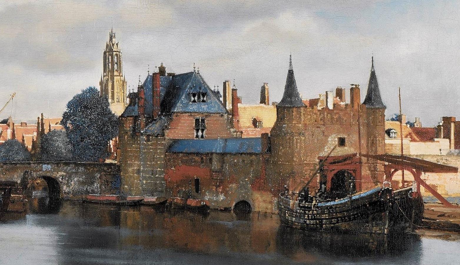 Life of an Artist: Johannes Vermeer - Sheet10