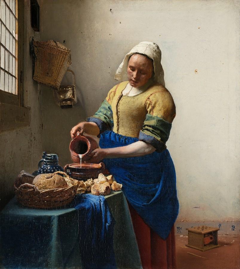 Life of an Artist: Johannes Vermeer - Sheet11