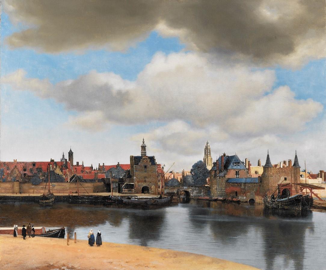Life of an Artist: Johannes Vermeer - Sheet2