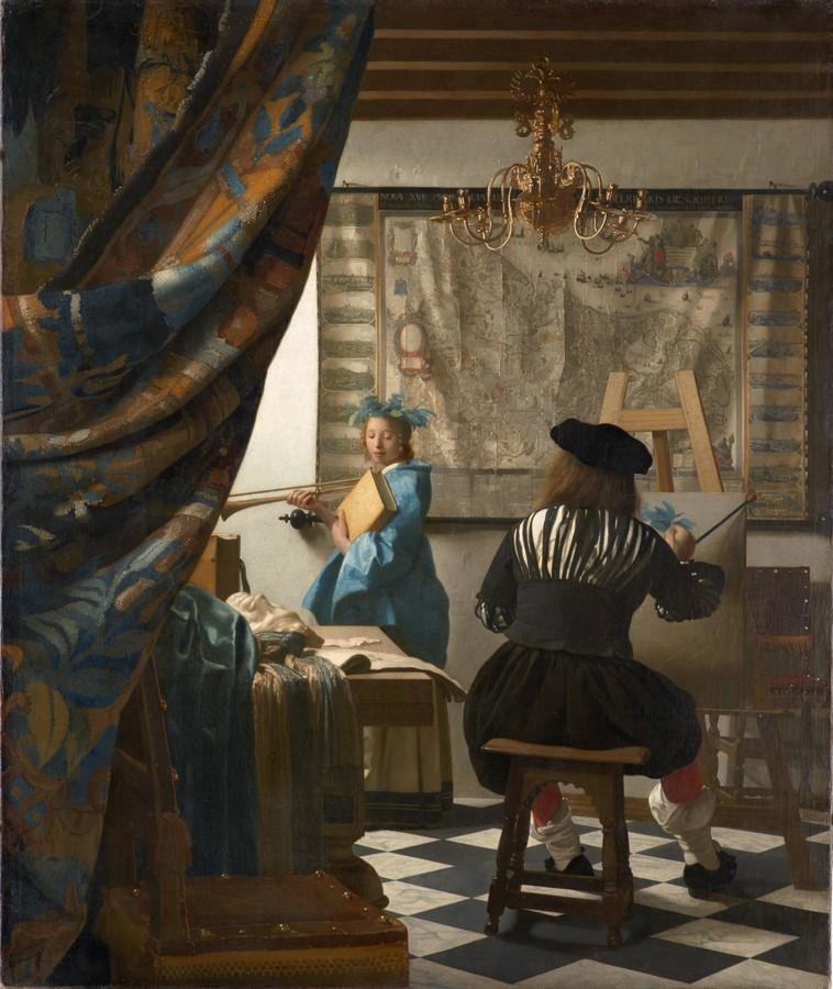 Life of an Artist: Johannes Vermeer - Sheet26