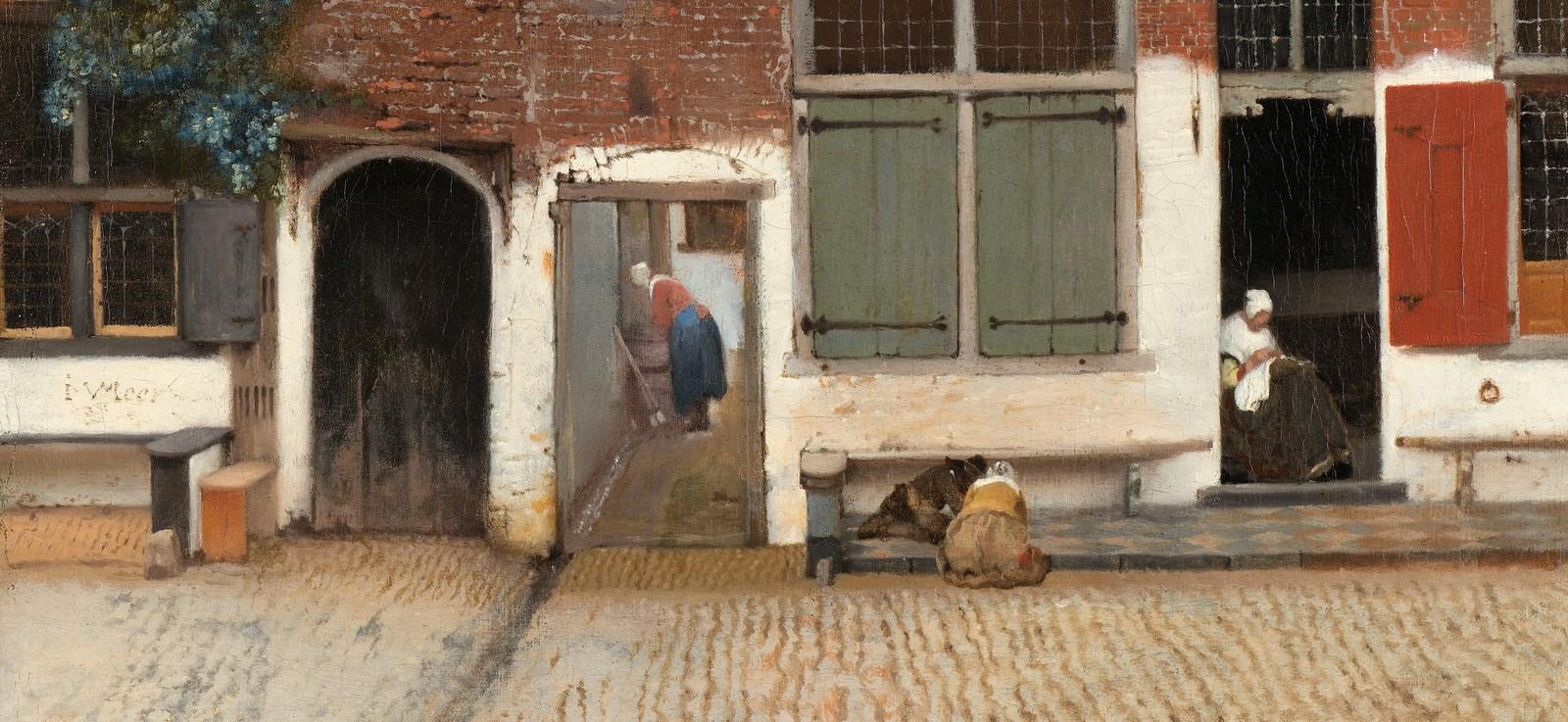 Life of an Artist: Johannes Vermeer - Sheet6