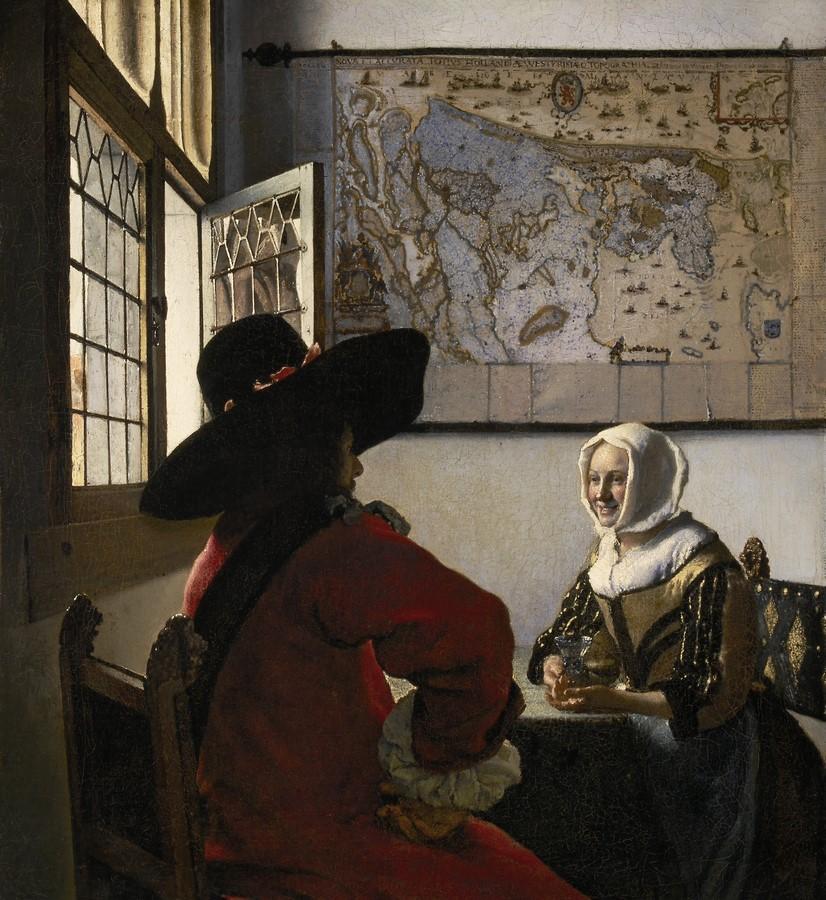 Life of an Artist: Johannes Vermeer - Sheet9