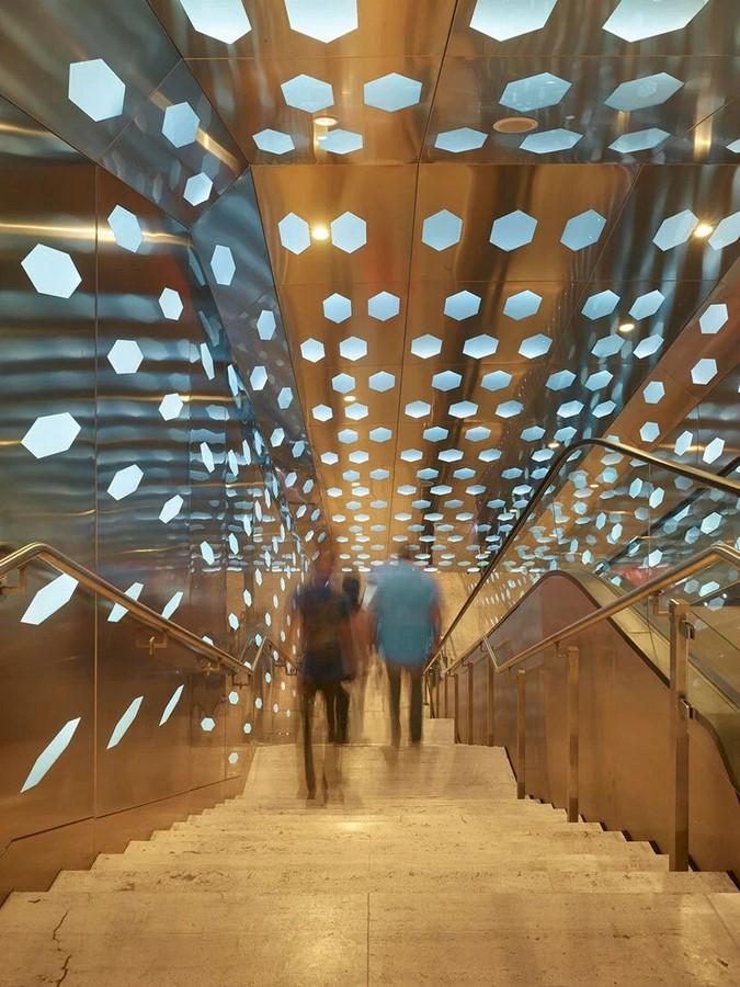 Duomo station merges archaeology with infrastructure in napoli designed by Doriana and Massimiliano Fuksas - Sheet3