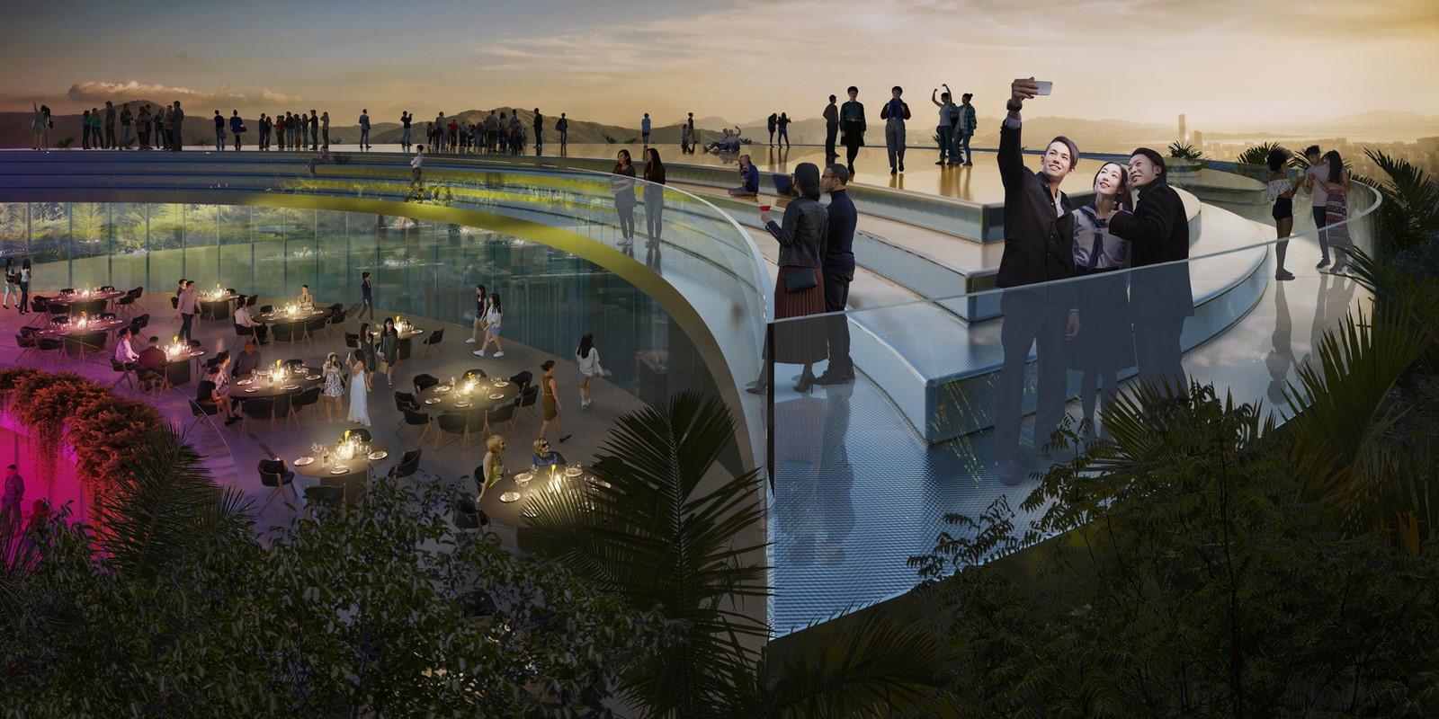 """World's First Farmscraper"" Featuring Vertical Hydroponic Farm designed by Carlo Ratti Associati - Sheet3"