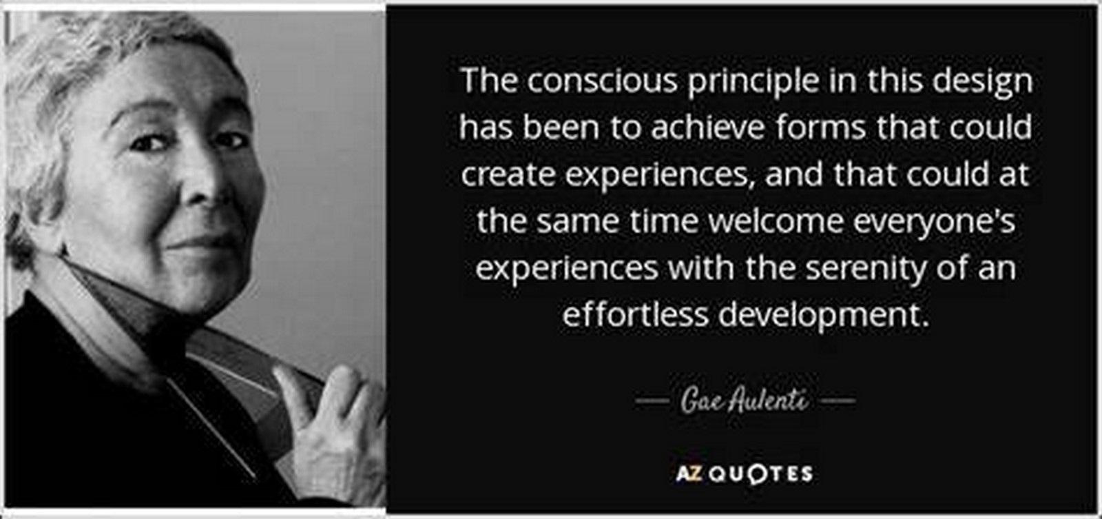 Gae Aulenti: Ideology and Philosophy - Sheet8
