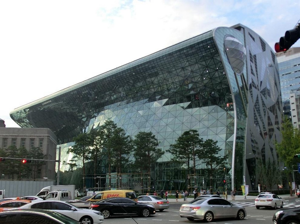 10 Reasons why architects must visit South Korea - Sheet23