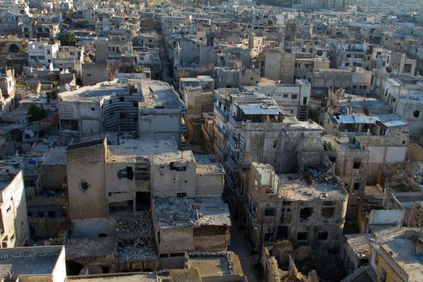 Lost In Time: Dead Cities, Syria - Sheet2