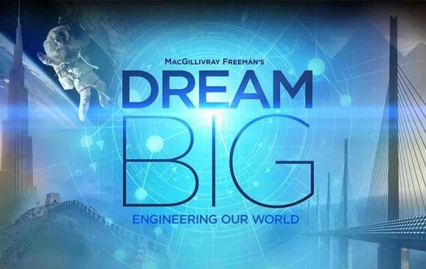 An Arhitectural Review of Dream Big: Engineering Our World - Sheet1