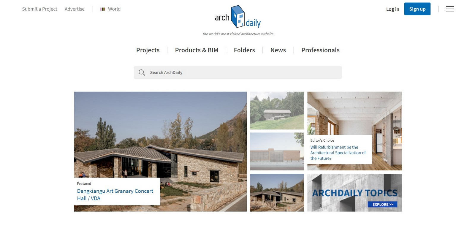 12 Websites That Can Aid Architectural Thesis Research - Sheet6